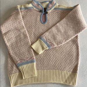 Women's sweater in wool by Eddie Bauer
